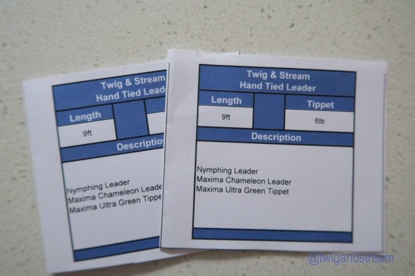 Buy Hand Tied Leaders