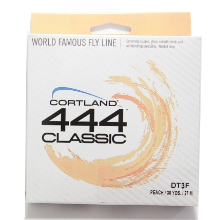 DT3F Floating Fly line Cortland 444 for sale.
