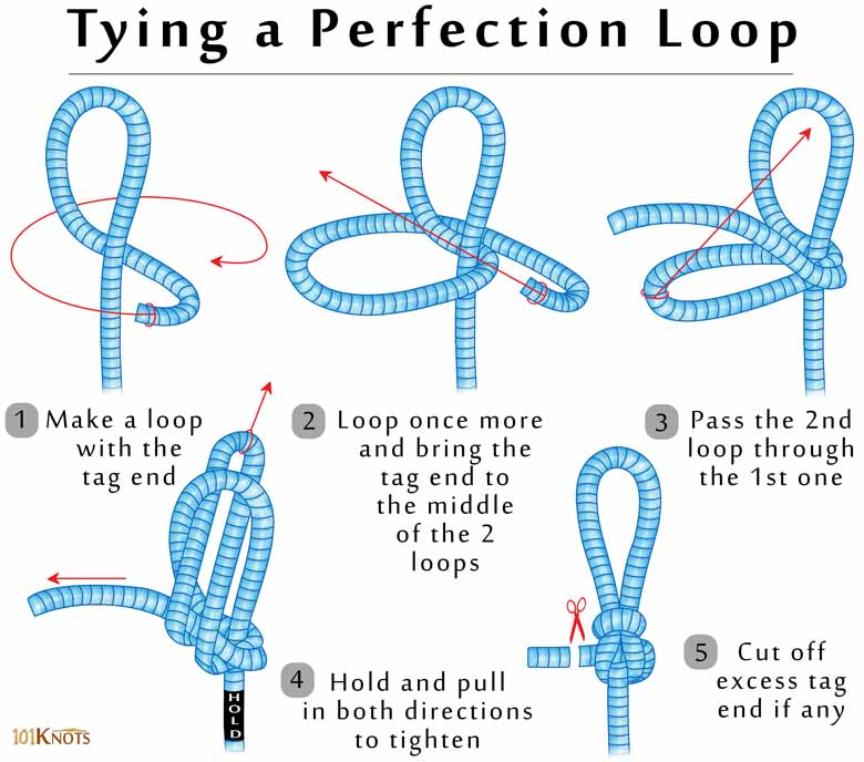 How-to-Tie-a-Perfection-Loop
