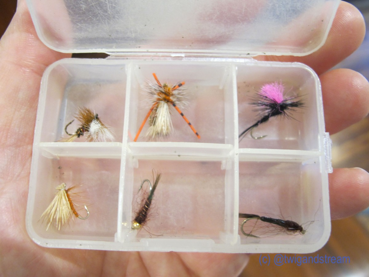 Box of 6 Flies